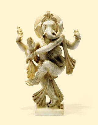 rajasthani-marble-statue-of-ganesh-19-century